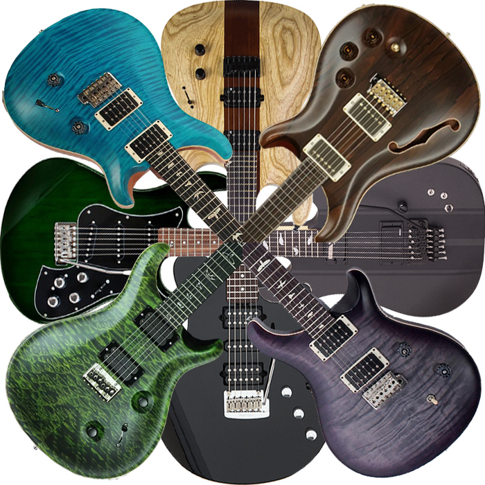 10 Guitars for your Consideration