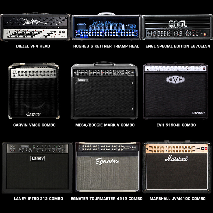 10 Versatile Multi-Channel Guitar Amps for Your Consideration