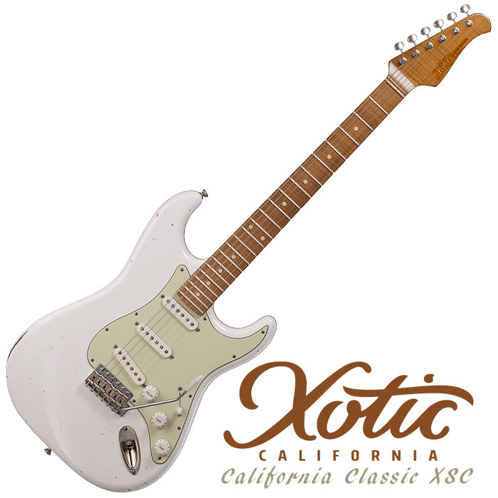 Xotic California Classic XSC