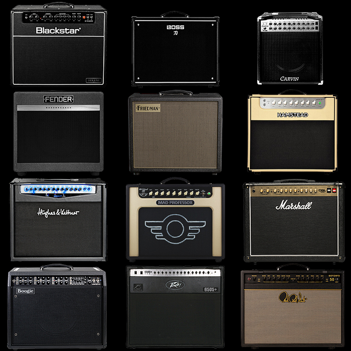12 Great Guitar Combo Amps for your Consideration