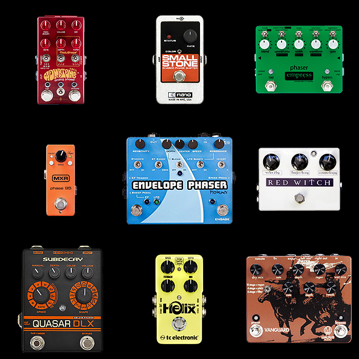 9 of the Best Phaser Pedals for Your Consideration