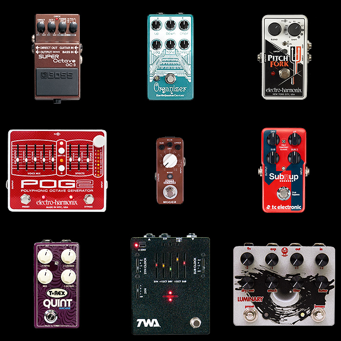 9 of the Best Octave Pedals for Your Consideration