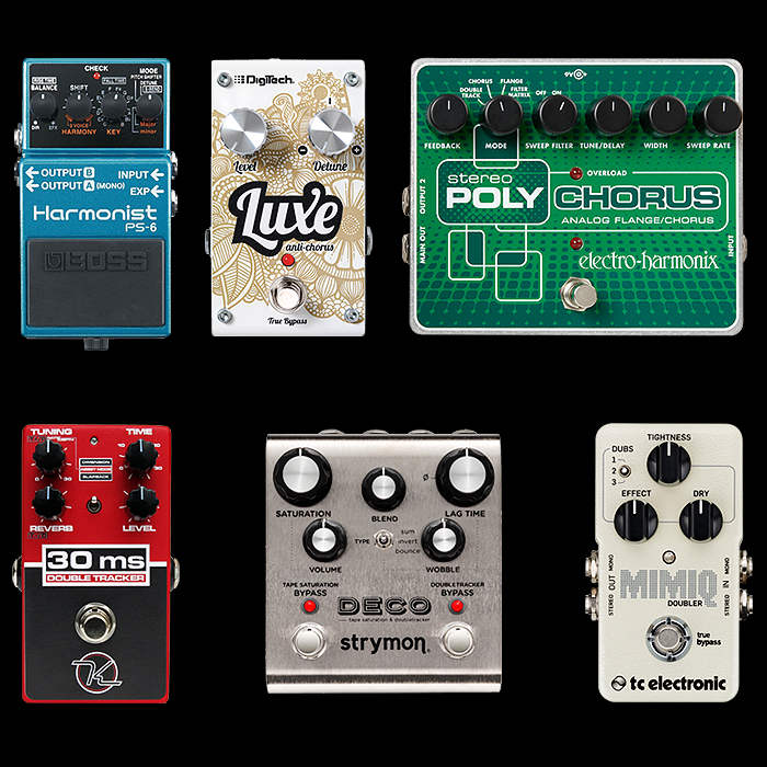 6 of the best Double Tracker Pedals for Your Consideration