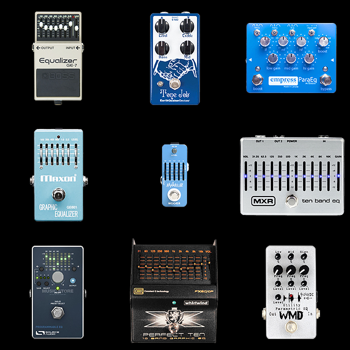 9 of the Best Guitar EQ Pedals for Your Consideration