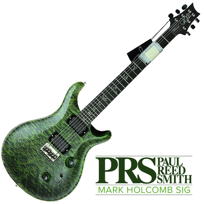 PRS Mark Holcomb - core limited edition - out of production - c£3,000 to £4,000