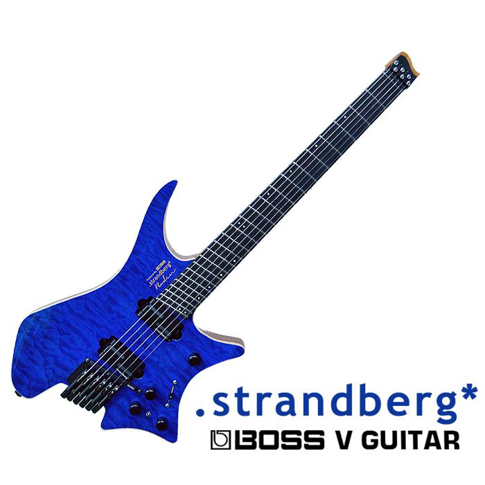 Strandberg Boss V Guitar - prototype - £4,000