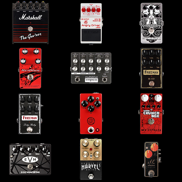 12 of the Best Marshall Style Pedals