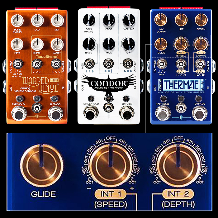 Chase Bliss Audio's Joel Korte needs to slow down - Announces 3 New Pedals within a Month!