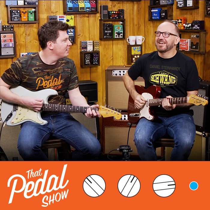How That Pedal Show became the Leading Guitar Gear Influencer