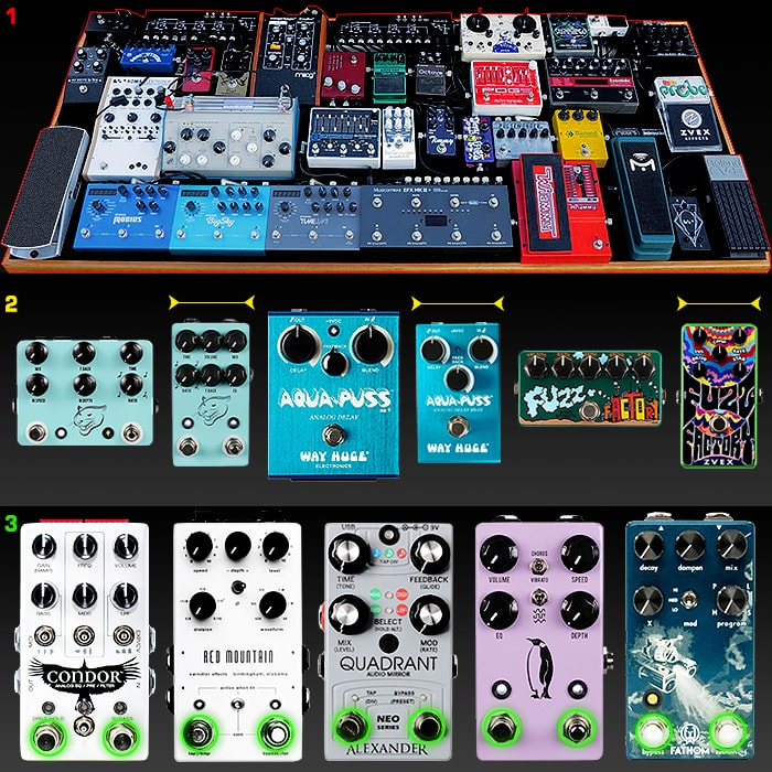 Three Key Guitar Pedal Trends for 2018