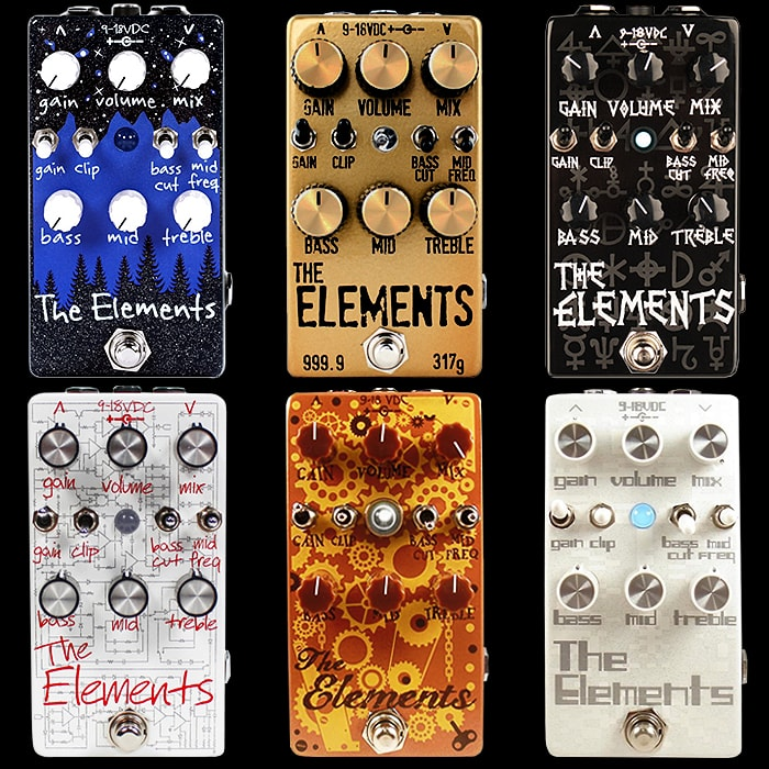 How important is the look of a pedal to its success?