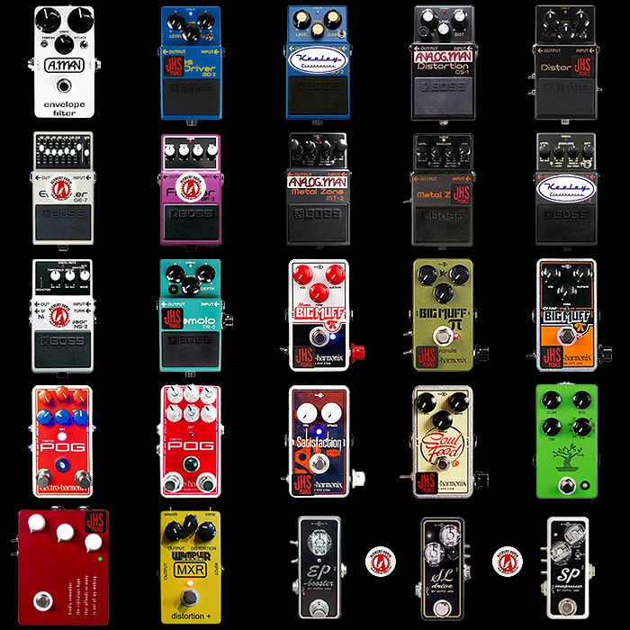 Buying Modded Pedals - 20 of the Best Types