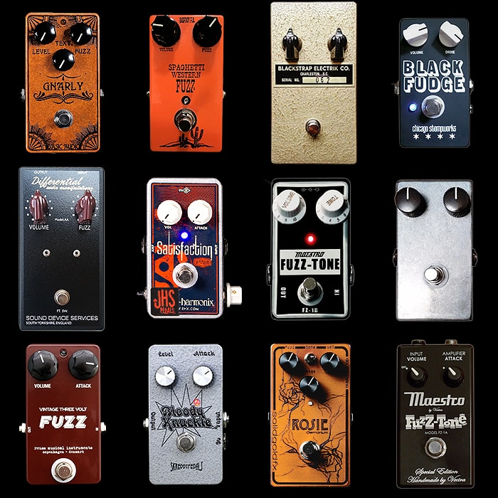 12 of the Best Maestro FZ-1 Style Fuzz Pedals