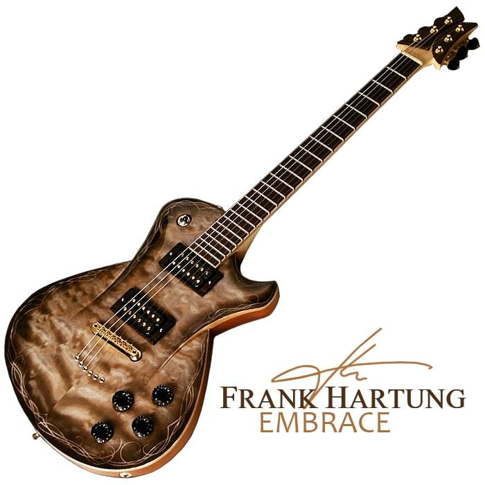 Frank Hartung Embrace Scratchburst