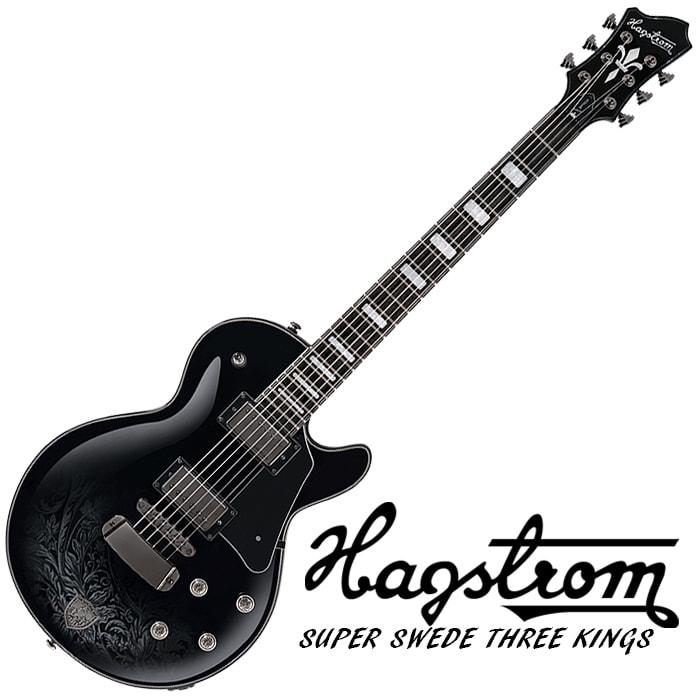 Hagstrom Super Swede 3 Kings Limited Edition