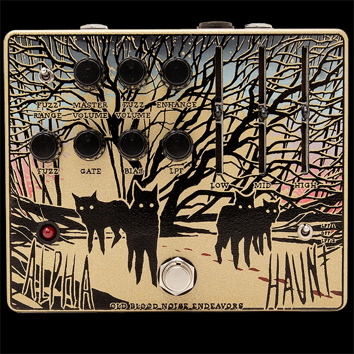 Old Blood Noise Endeavors Launch Expanded Version Alpha Haunt Fuzz