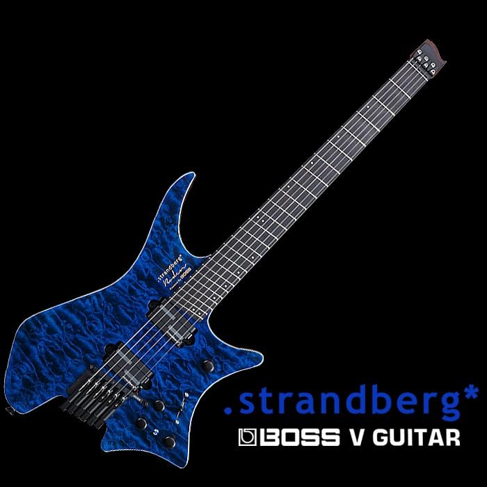 Boss V-BDN VG-Strandberg - £3,949 (Boss.info)