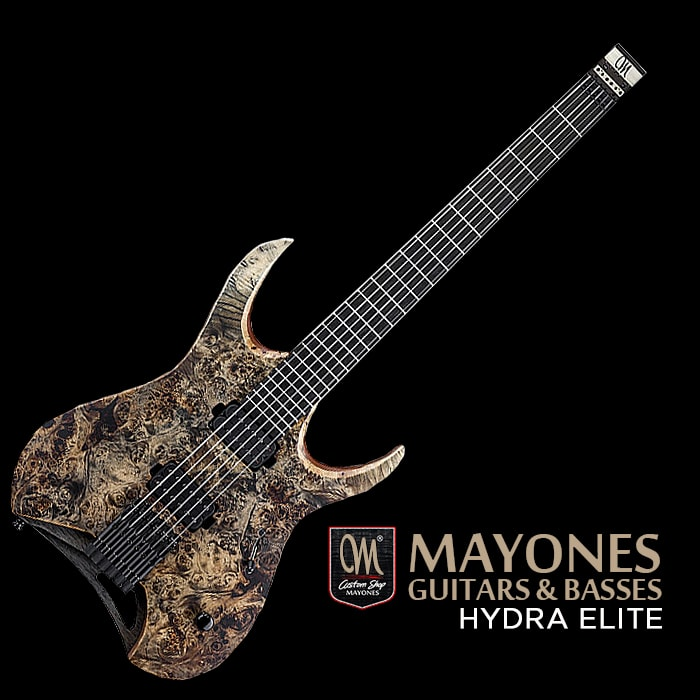 Mayones Hydra Elite - £2,399 (Mayones.com)