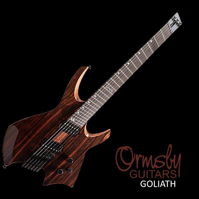 Ormsby Goliath GTR - £1,389 (OrmsbyGuitars.com)