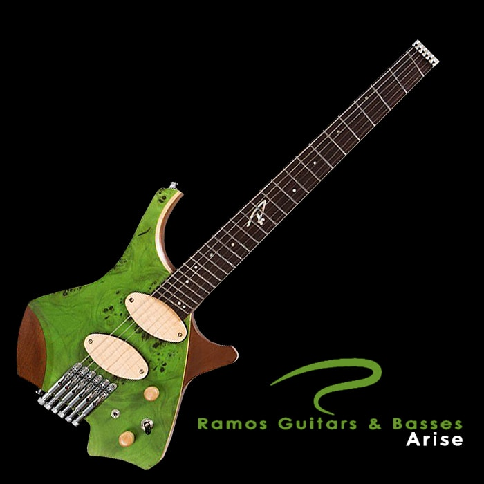 Ramos Guitars Arise - €3,000 (RamosGuitars.com)