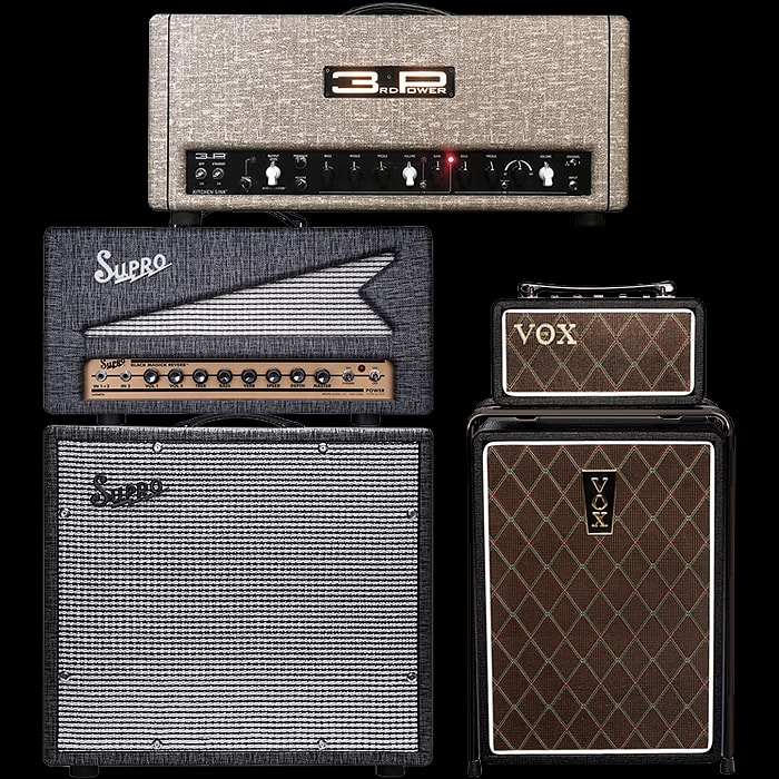 Preferred Amps Roundup