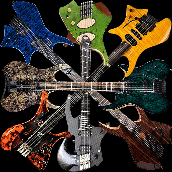 9 of the Best Headless Guitars for Your Consideration