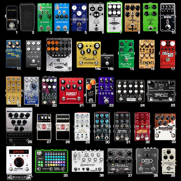 June 2018 Pre- Summer NAMM Plans