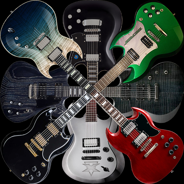 9 SG-Style Guitars for Your Consideration