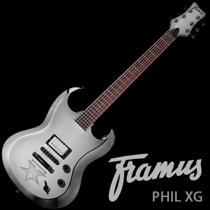 Framus Masterbuilt Phil XG Signature Chrome High Polish - €5,559