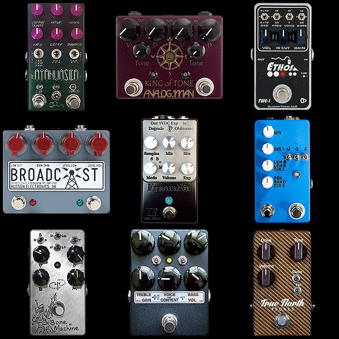 The Vagaries of Whimsical Waiting Lists and Small Batch Production Pedals