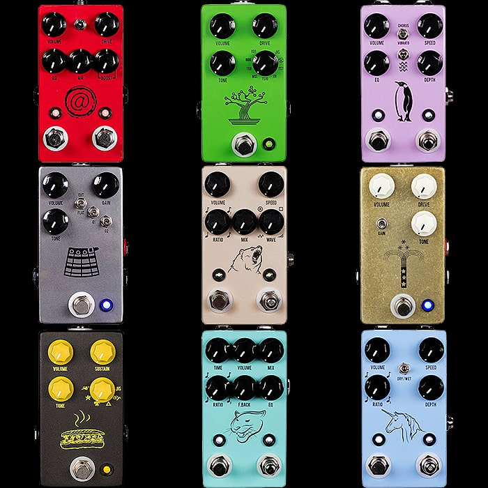 9 of the Best JHS Pedals