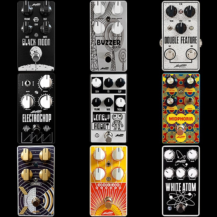 9 of the Best Magnetic Effects Pedals