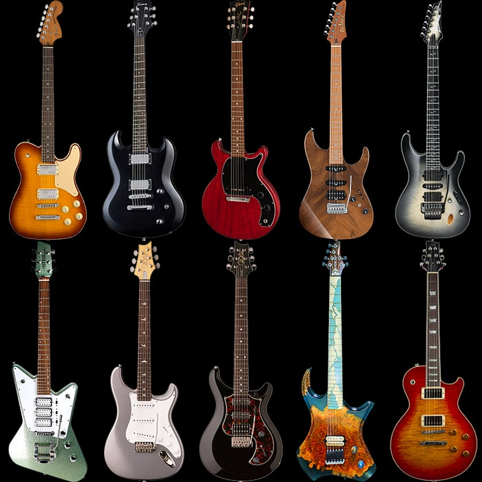 10 of the Best New Guitars Released in 2018