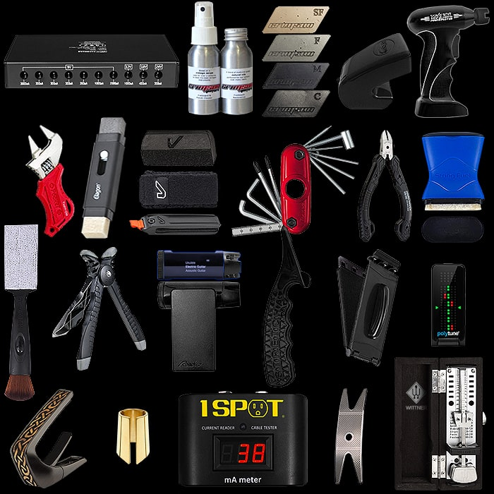 The Really Useful Sub £100 Guitar Tools and Utilities Gift Guide