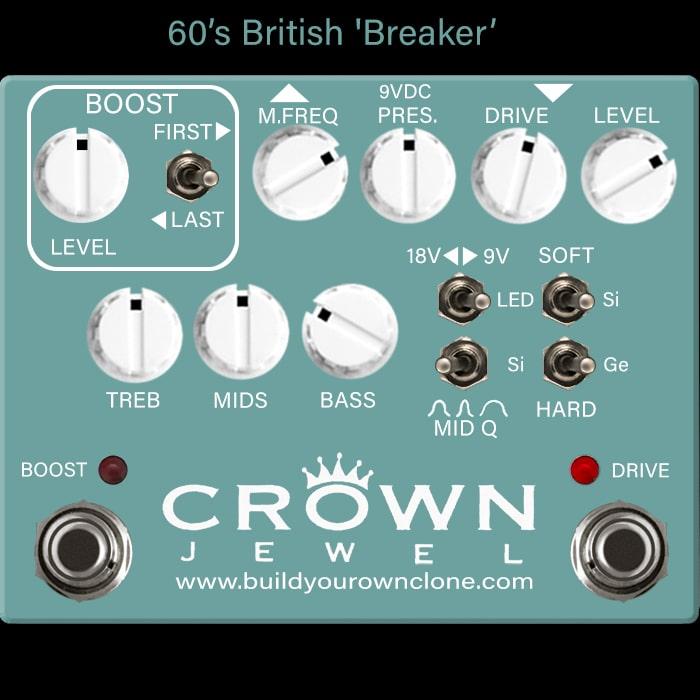60's British 'Breaker'