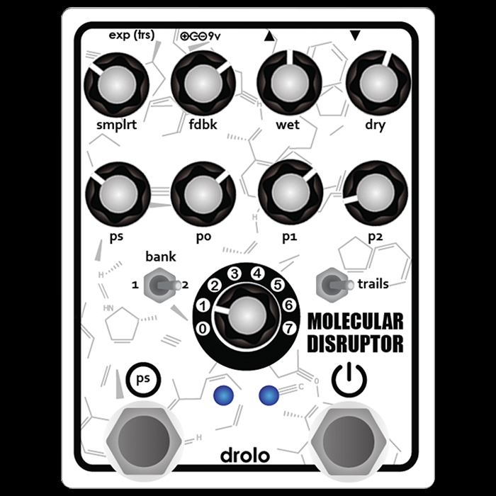 2.1 : Enveloop Vibrato (Endless Repeating Delay Loops Run Through Vibrato)
