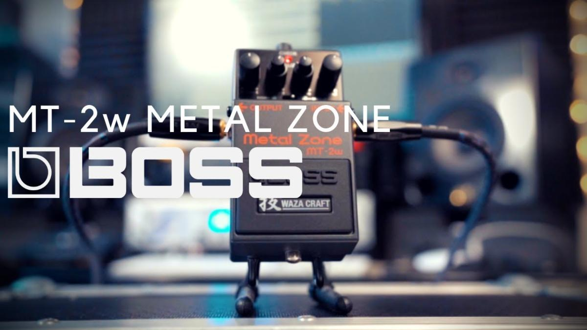 Boss MT-2 Metal Zone Keeley Twilight Zone Mod - c£140 Very Good Condition - via Reverb.com