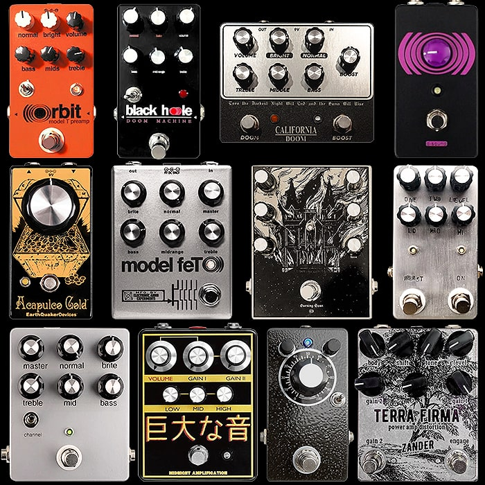 12 of the Best Sunn Model T Style Drive Pedals
