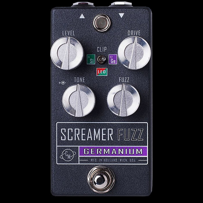 Cusack Music Releases 51 Ltd Edition Screamer Fuzz Germanium