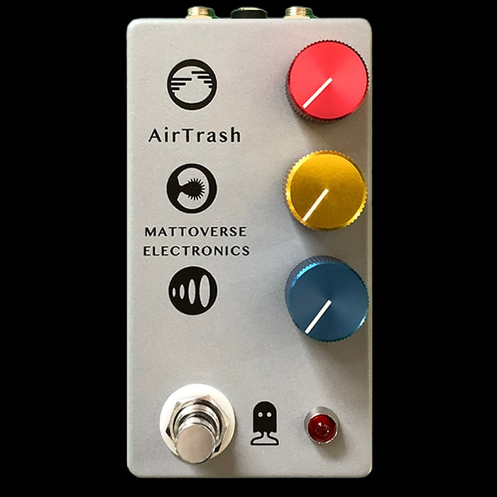 Mattoverse Electronics Launches AirTrash 'Garbage' Fuzz!