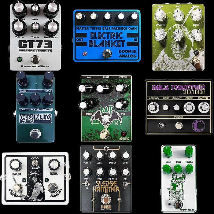 9 of the Best Matamp Style Pedals
