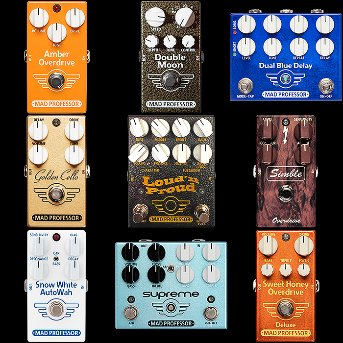 9 of the Best Mad Professor Pedals