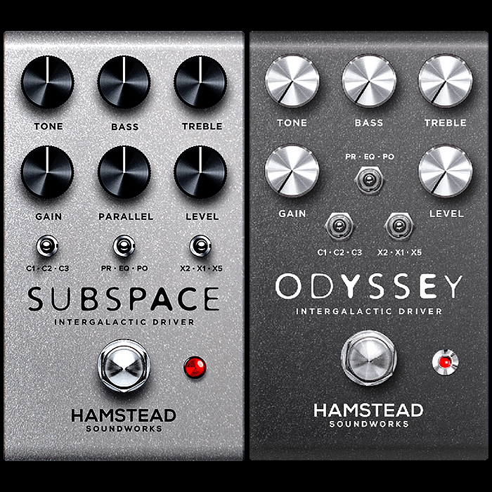 Hamstead Soundworks Launches BASSier Subspace Intergalactic Driver