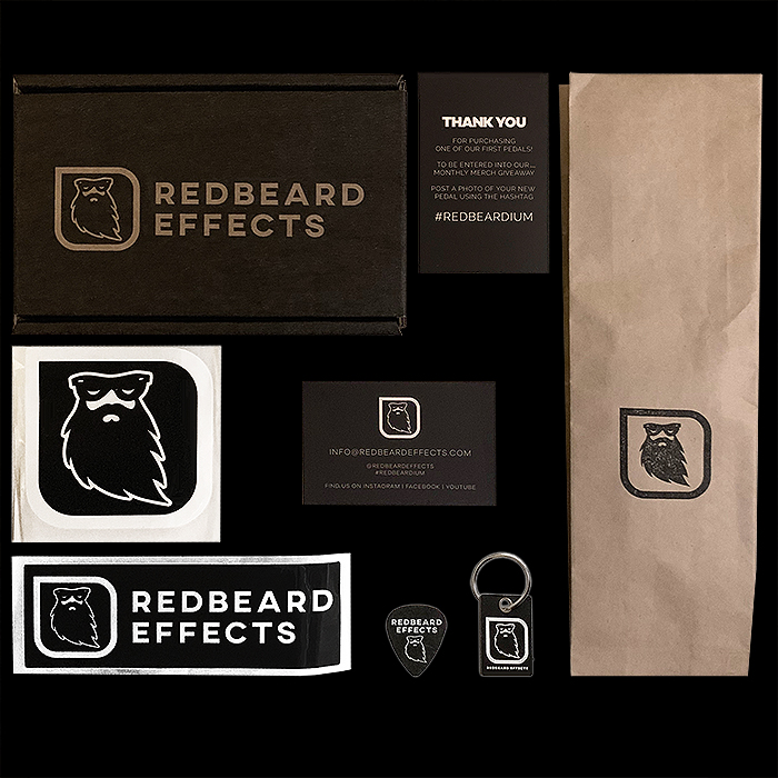 Available Now from the Redbeard Effects Store