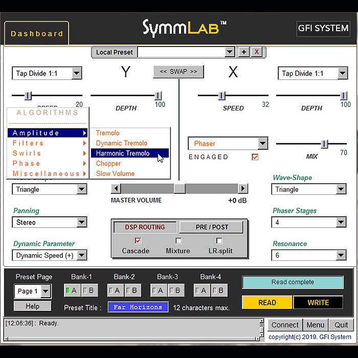 SymmLAB Editor Software / App