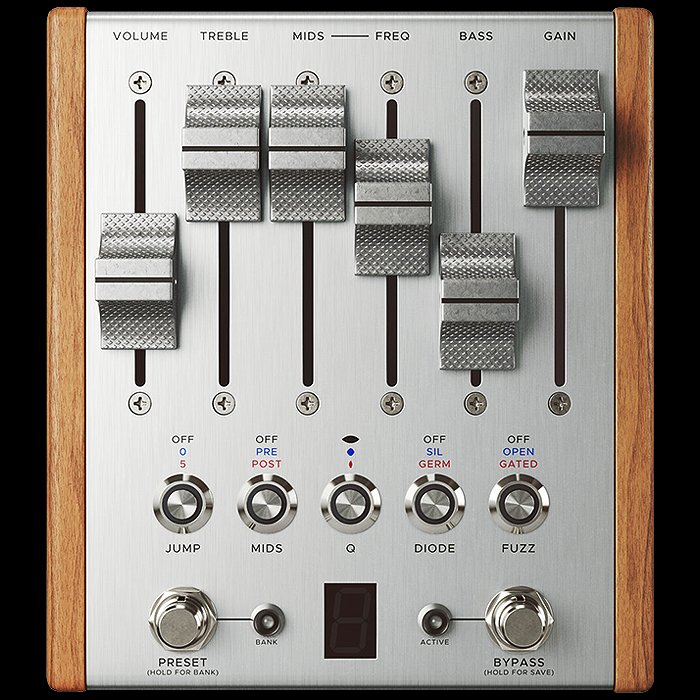 Chase Bliss Audio + Benson Amps Automatone PreAmp MKII Finally Gets Price Tag and Approximate Release Date