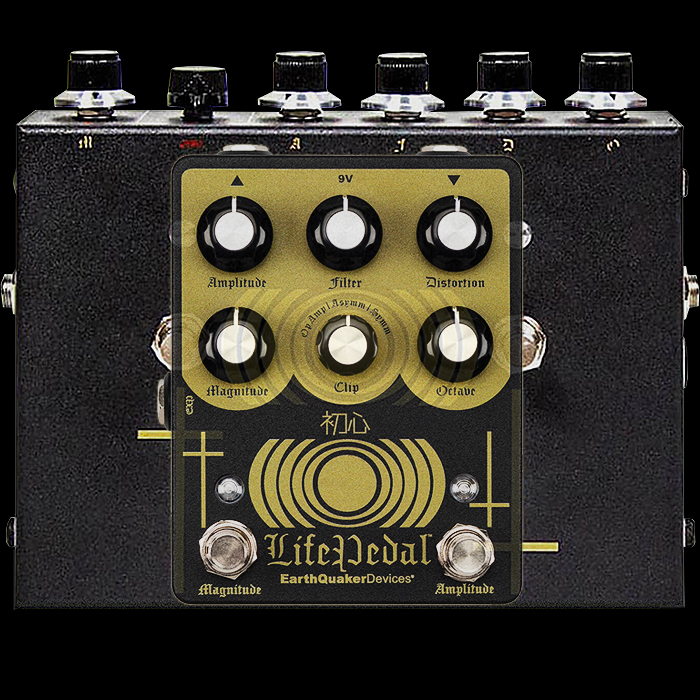 EarthQuaker Devices Unleashes More Pedalboard-Friendly V2 Version of their Limited Edition Sunn O))) Life Pedal Octave Fuzz/Distortion