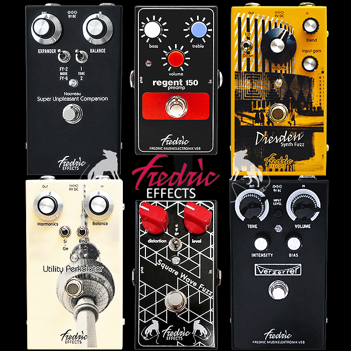 Tim Webster - Fredric Effects