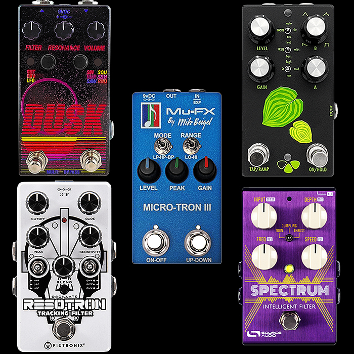 Which Filter Pedal is Right For You?
