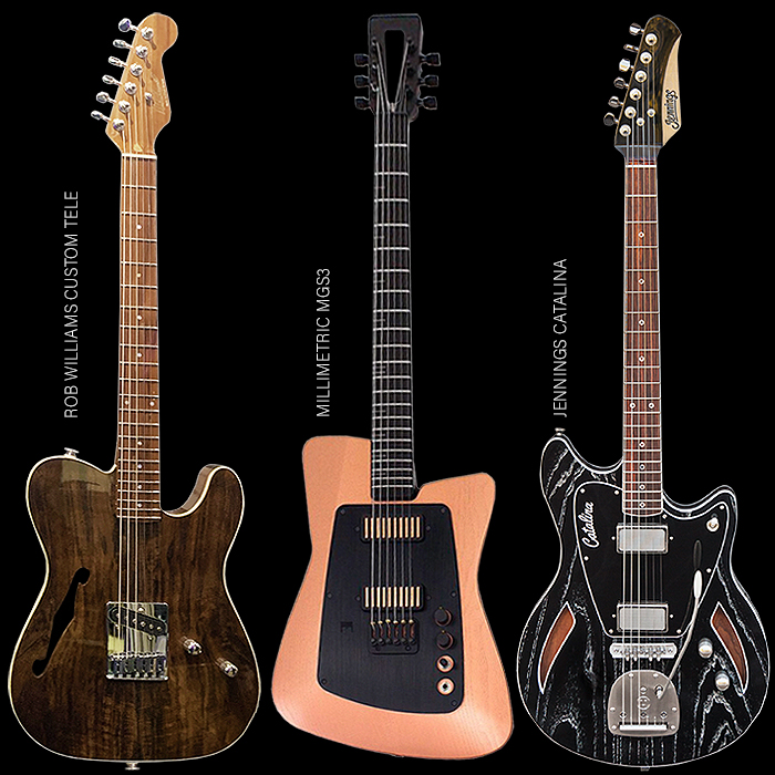 Miscellaneous Other Guitars of Interest and further show encounters